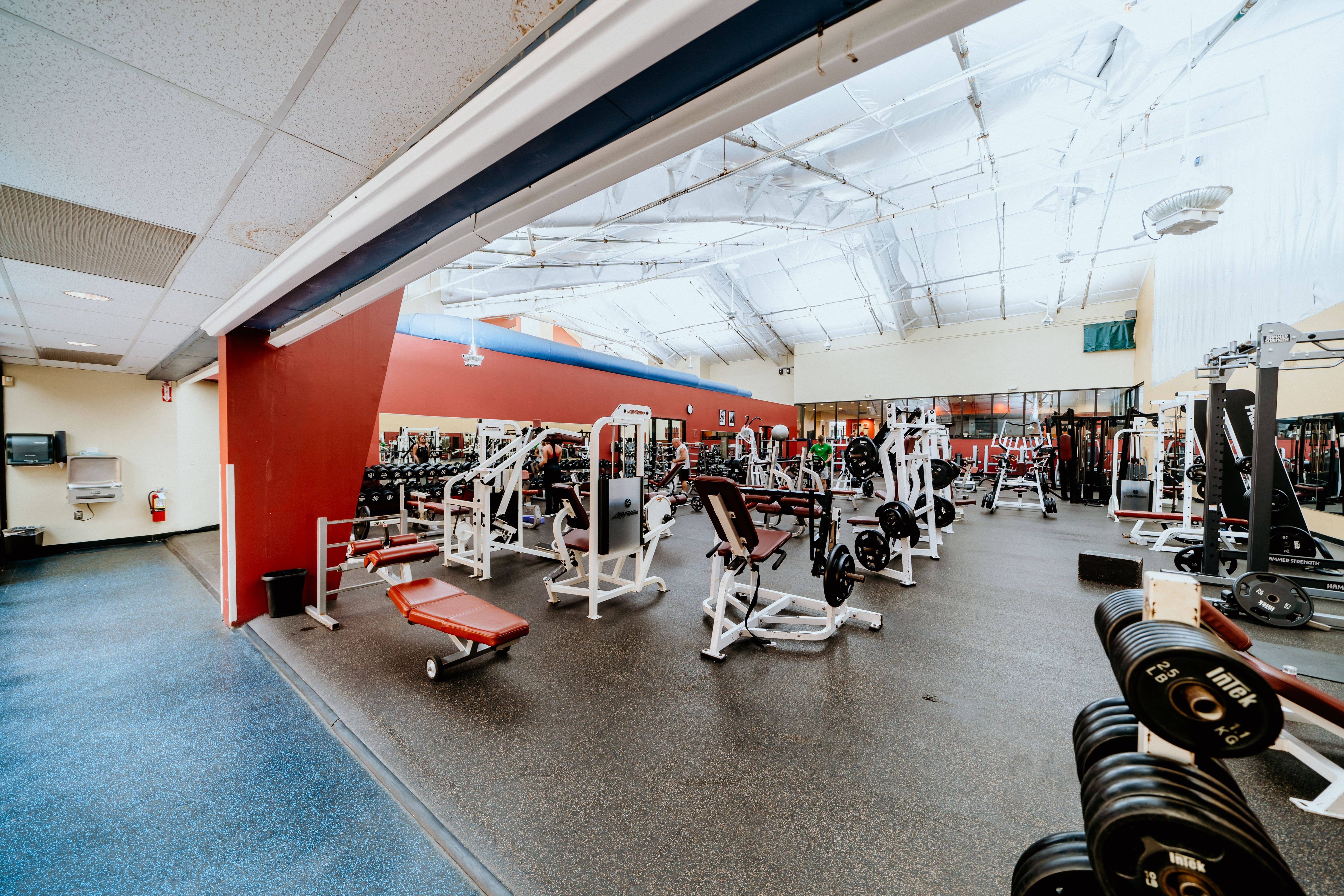 Hudson Valley's Best Weight Room and Fitness Club