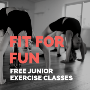 Kids group Exercise and Yoga