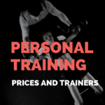 Personal training Prices